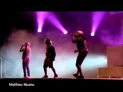 Psy 4 De La Rime en concert à Scène Sur Sambre 2013