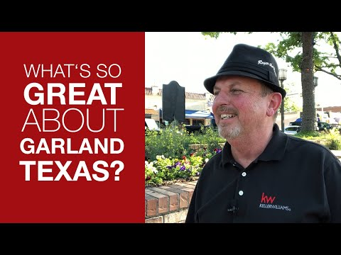 What's So Great About Garland, Texas?