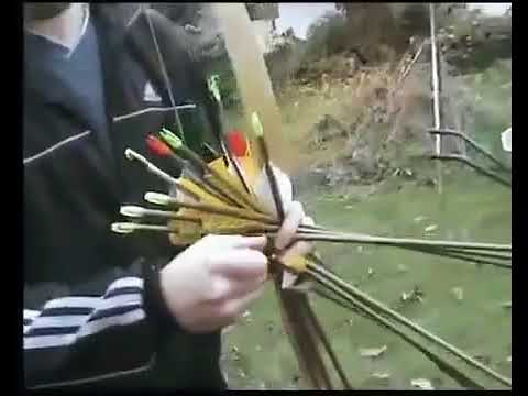 Методика скоростной стрельбы из лука