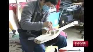 Music graduate recreates musical instruments in ancient China