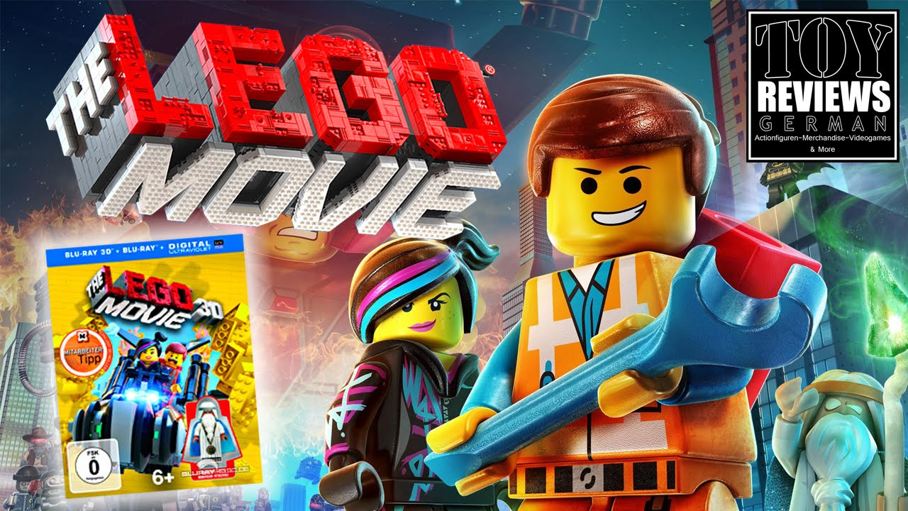 Lego Movie Deutsch