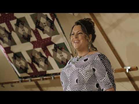 Video: 'Farewell Ode to Winter' - Rina Lucas, Staff & Palette