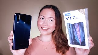 VIVO Y17 UNBOXING & REVIEW