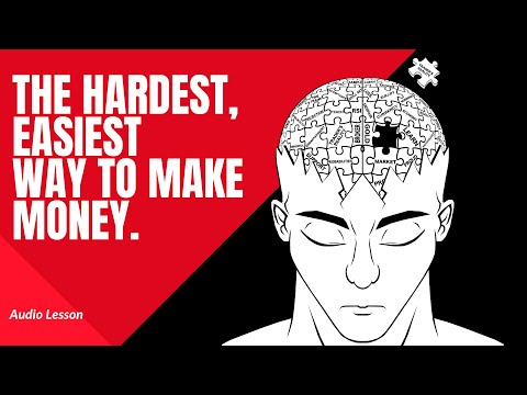 The Hardest Easiest Way To Make Money   LESSON 1   Traders Reality Video Course Series