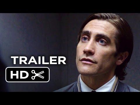 Nightcrawler TRAILER 1 (2014) - Jake Gyllenhaal Crime Drama HD