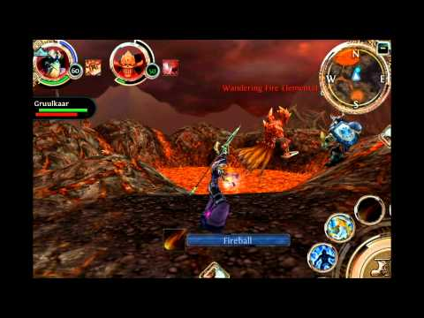 Order & Chaos Online - MMORPG For IPhone/iPad: CHAOS Gameplay Trailer