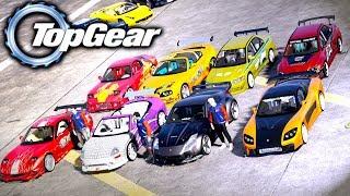 GTA V: TOP GEAR | VELOZES E FURIOSOS, Todos os carros da série, A RX7 REINOU
