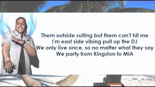 Sean Kingston ft. Busta Rhymes - How We Survive (HD & Lyrics On Screen)