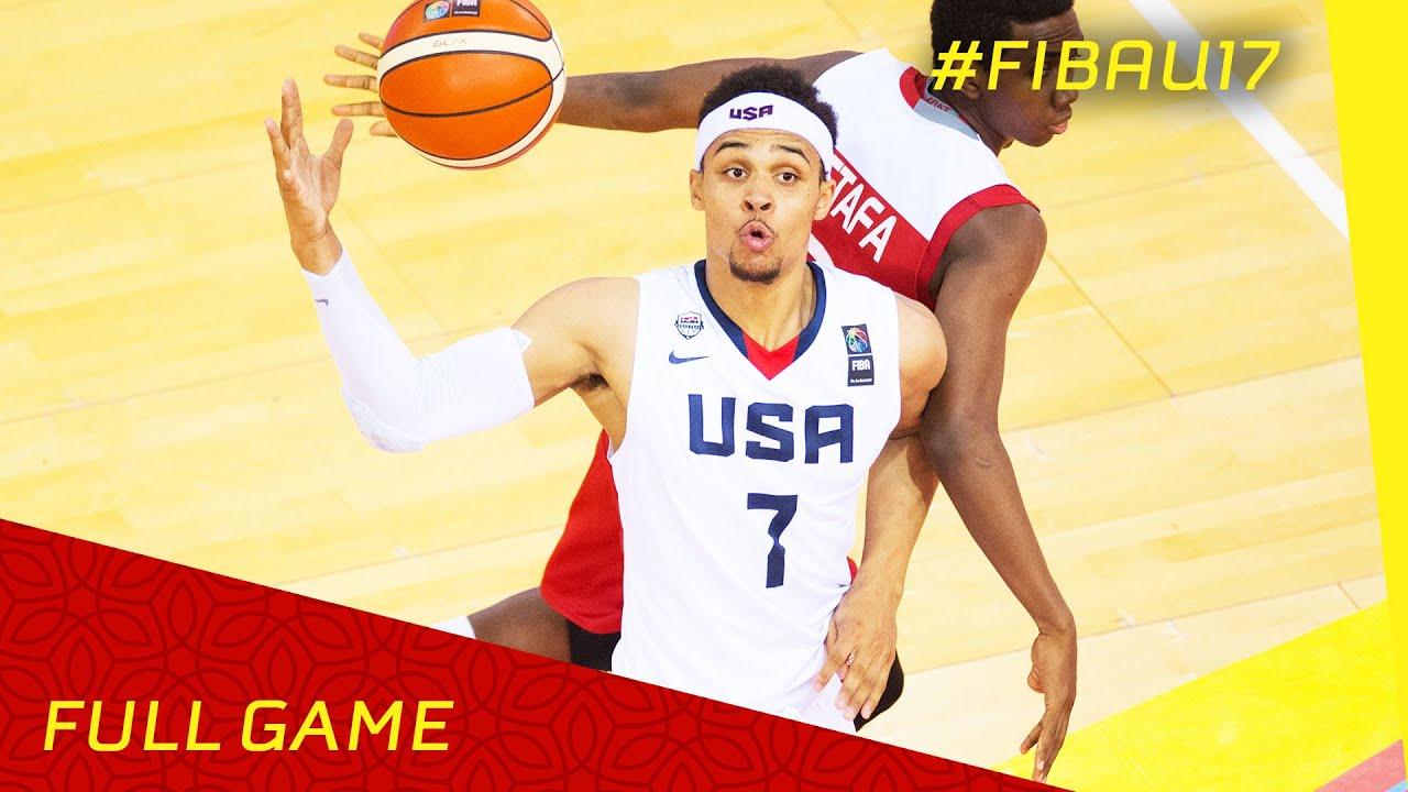 USA v Turkey - Final - Live