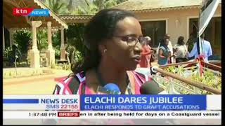 Nairobi speaker Elachi dares Jubilee Party to recall her if found inefficient