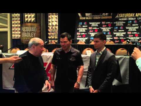 future champ arturo marquez signs with top rank EsNews Boxin