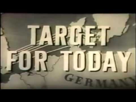 Target for Today 1944 Movie | US Army Air Forces Training Film World War II | Documentary Film