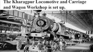 History: Indian railways 1832-2017