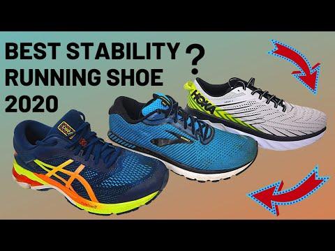 BEST STABILITY RUNNING SHOES 2020 | Asics Kayano 26 v Brooks Adrenaline GTS 20 v Hoka Arahi 4 REVIEW