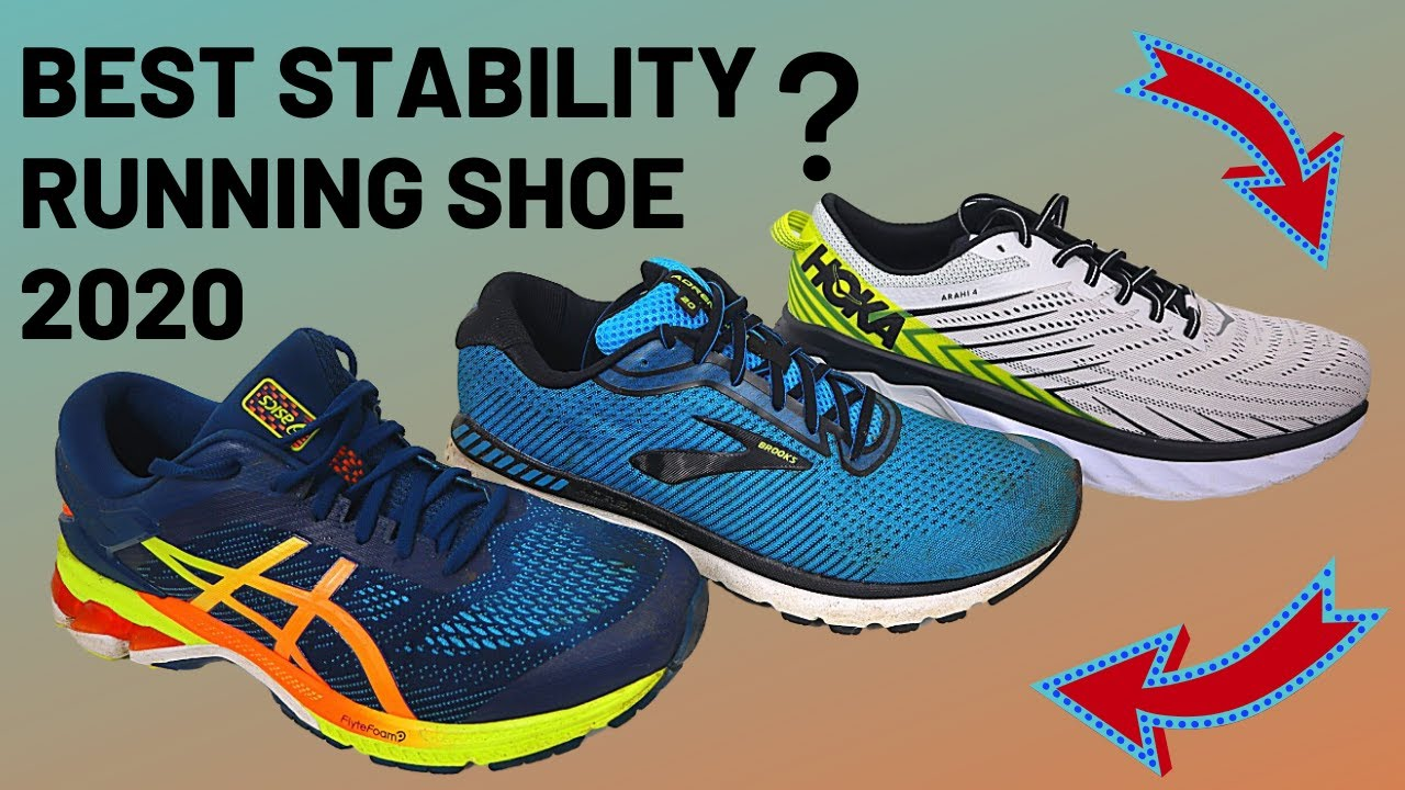 asics shoes for stability