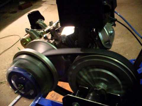 вариатор сафари буран +   177  Lifan  177 FD  9 л.с.