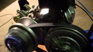 варіатор сафарі буран + 177 Lifan 177 FD 9 л. с.