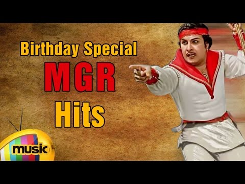 Mgr Birthday Special Top 10 Songs Of Mgr Video Song Jukebox