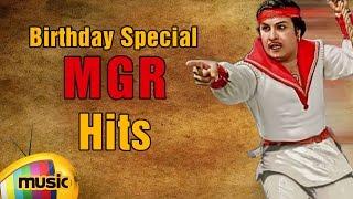 MGR Birthday Special | Top 10 Songs of MGR | Video Song Jukebox | Jayalalitha | KV Mahadevan
