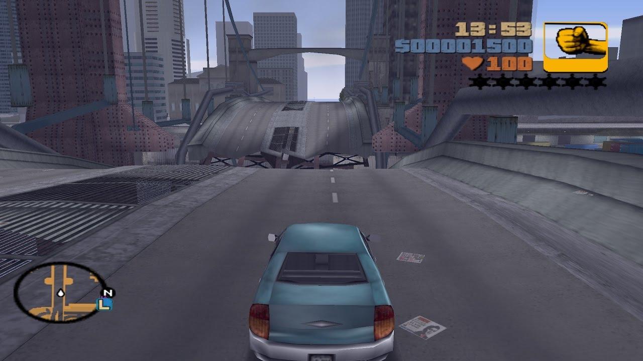 SCARICARE GIOCO GTA3