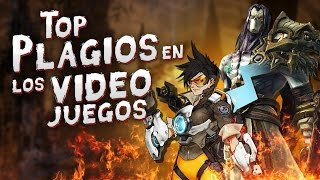 Top Plagios en Videojuegos