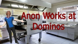 4chan Stories: Anon Works at Dominos