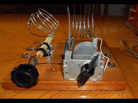 Shortwave Crystal Set!