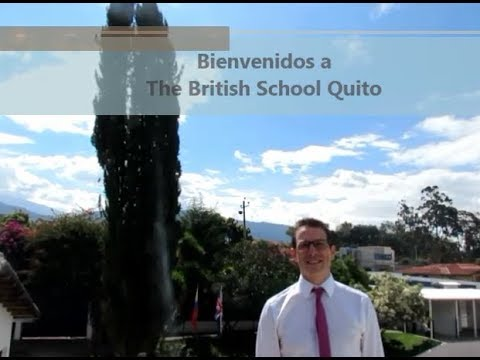 Secondary at The British School Quito