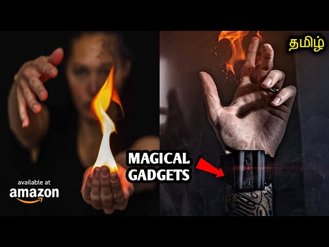 MAGIC PRODUCTS THAT MAGICIANS WILL USE | MAGICAL GADGETS ON AMAZON AND ONLINE