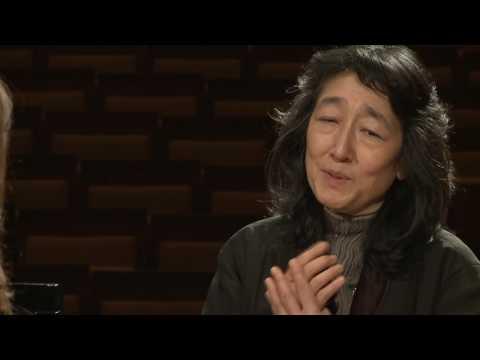 Mitsuko Uchida on Schumann's Piano Concerto