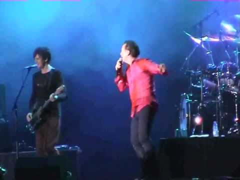Simple Minds Speed Your Love to me Belgium 2002