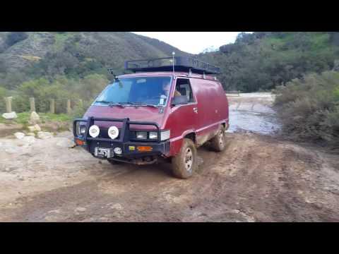 1989 Toyota Van 4x4 | Doovi