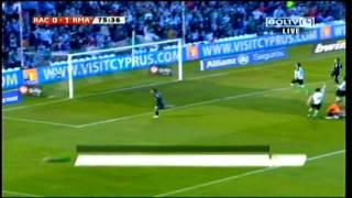 Racing VS Real Madrid 2010 0-2 Goles All Goals & Full Highlights - Liga BBVA 2009-2010