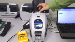 Zebra ZXP Series 3 card printer - CDN Print Plastic