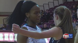 Girls Basketball State Semifinals