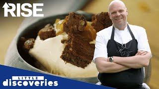 Tom Kerridge | Speedy Banana Ice Cream | Little Discoveries