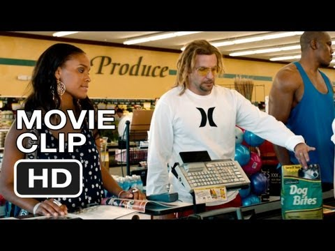 Hit and Run Movie CLIP - Dog Food (2012) Bradley Cooper, Kristen Bell Movie HD