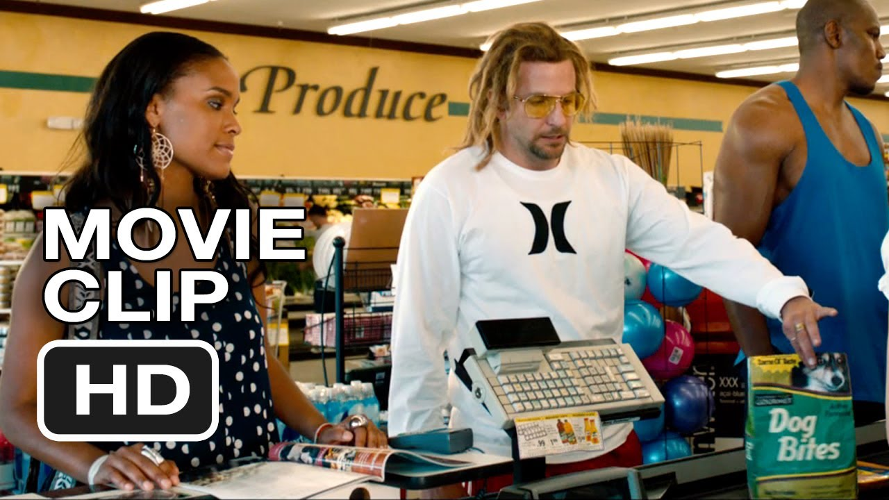 hit and run movie clip dog food 2012 bradley cooper