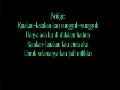 Cinta Laura-Oh Baby(lyrics)
