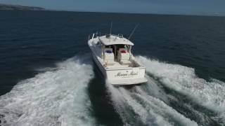 2000 3500 Tiara Open Running Video (drone) For Sale in Newport Beach