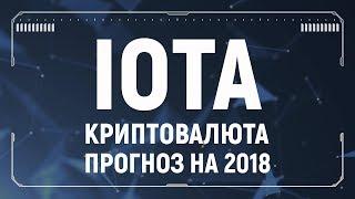 Iota криптовалюта прогноз 2018!!!