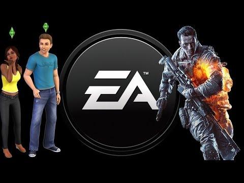 Самые лучшие игры Electronic Arts!