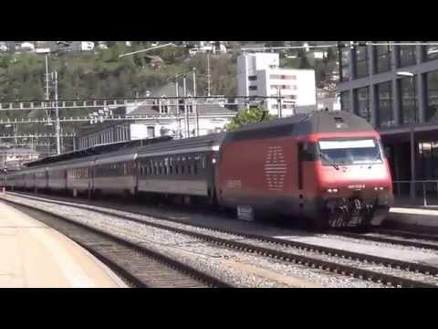 Trains Suisse