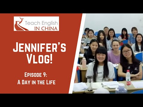 Month 9 in China: A Day in the Life of an English Teacher at a Chinese University