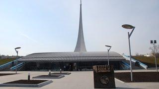 видео Музей космонавтики на ВДНХ