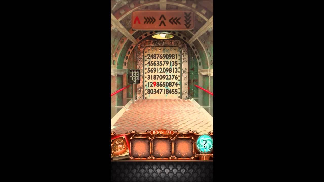 100 Doors 4 Level 85 Walkthrough Youtube