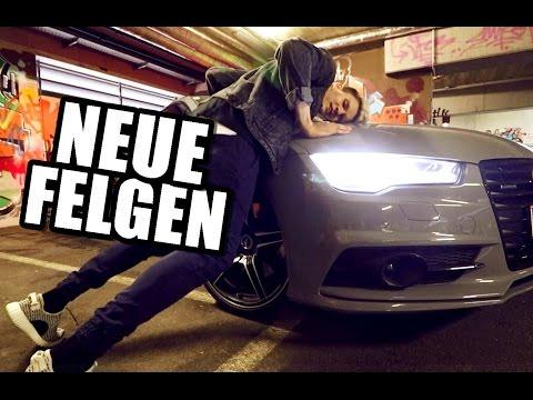 Mein Audi A7 mit neuen Felgen ! | Ksfreakwhatelse