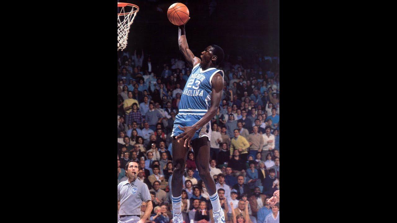 Michael Jordan Et Air Jordan 1 Unc