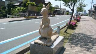 二川駅からのんほいパーク