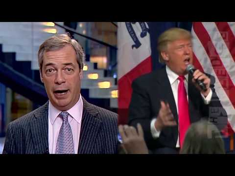 Nigel Farage & Donald Trump Musical Parody Collection. Brexit Songs.
